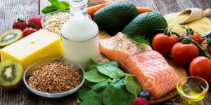 Ausgewogene Ernährung bei Übergewicht